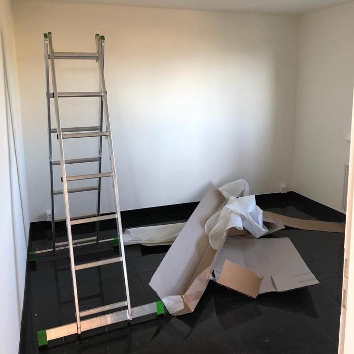 Malerarbeiten - B & B Fassadenbaureinigung GmbH